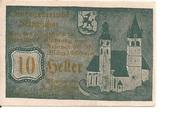10 Heller (Kitzbühel) -  obverse