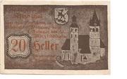 20 Heller (Kitzbühel) -  obverse