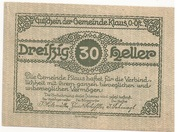 30 Heller (Klaus) – reverse