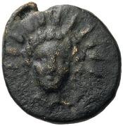 Bronze Æ13 – obverse