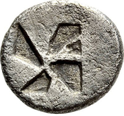 1/12 Stater -  reverse