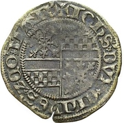 ½ Stüber - Johann II. – obverse