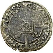 ½ Stüber - Johann II. – reverse