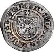 1 Halbgroschen - Johann I. – obverse