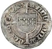 1 Halbgroschen - Johann I. – reverse