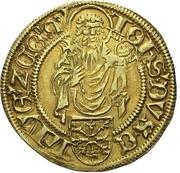 1 Goldgulden - Johann II. – obverse