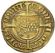 1 Goldgulden - Johann II. – reverse