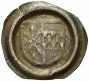 1 Heller - Johann II. – obverse