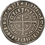 1 Blanken - Johann I. – reverse