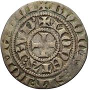 ⅓ Groschen - Johann I. (1/3 Wappenturnose) – reverse