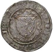 ½ Groschen - Johann I. (1/2 Wappenturnose) – obverse