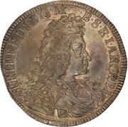 2/3 Thaler - Friedrich III – obverse
