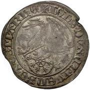 2 Stüber - Johann II. – obverse