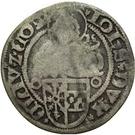 ½ Albus - Johann II. – obverse