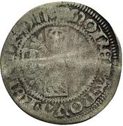 ½ Albus - Johann II. – reverse