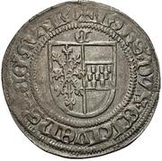 1 Albus - Johann III. – obverse