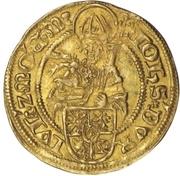 1 Goldgulden - Johann III. – obverse