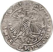 1 Schilling - Albrecht Friedrich and Philipp Ludwig (Possidierende Fürsten) – obverse