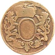 1 Duit - Friedrich III. – obverse