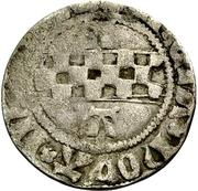 1 Pfennig - Adolf IV. – reverse