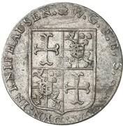 9 Grote - Wilhelm Gustav Friedrich – obverse