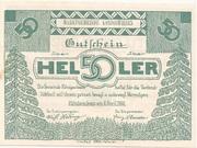 50 Heller (Königswiesen) -  obverse