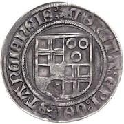 1 Batzen - Hugo von Hohenlandenberg -  obverse