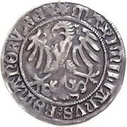 1 Batzen - Hugo von Hohenlandenberg – reverse