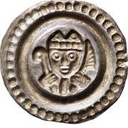 1 Brakteat - Eberhard II. von Waldburg-Thann – reverse