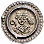 1 Brakteat - Eberhard II. von Waldburg-Thann – obverse