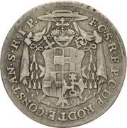 1/24 Thaler - Franz Conrad von Rodt (Conventionstaler) – obverse