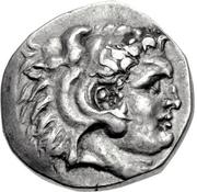 Tetradrachm - Aristomenes – obverse