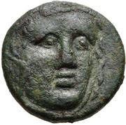 Bronze Æ16 – obverse