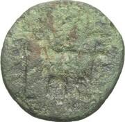 1 Follaro (Autonomous coinage) – obverse