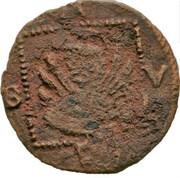 1 Follaro (Venetian bagattino type, Zaccaria Salomon) – reverse