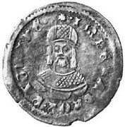 Mezzo Grosso - Štefan Uroš, 1355-1371 (Serbian Empire occupation) – reverse