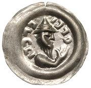 Brakteat - Leszek Biały (Kraków mint) – obverse