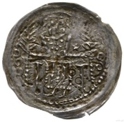 Denar - Bolesław V Wstydliwy (Kraków mint) – obverse