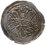 Denar - Bolesław V Wstydliwy (Kraków mint) – reverse