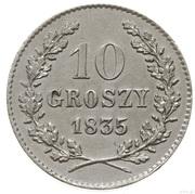10 Groszy -  reverse