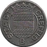 10 Pfennig - Crefeld – obverse