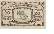 20 Heller (Kremsmünster (Marktgemeinde)) -  obverse