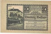 20 Heller (Kremsmünster) -  reverse