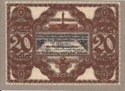 20 Heller (Krieglach) -  reverse