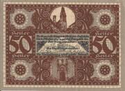 50 Heller (Krieglach) – reverse