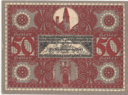 50 Heller (Krieglach) -  reverse