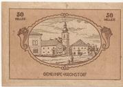 50 Heller (Kronstorf) -  obverse