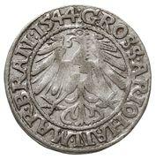 1 Groshen - Johann – reverse