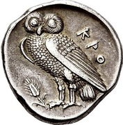 1/2 Stater – reverse