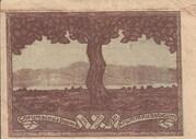 20 Heller (Krummnussbaum). – reverse